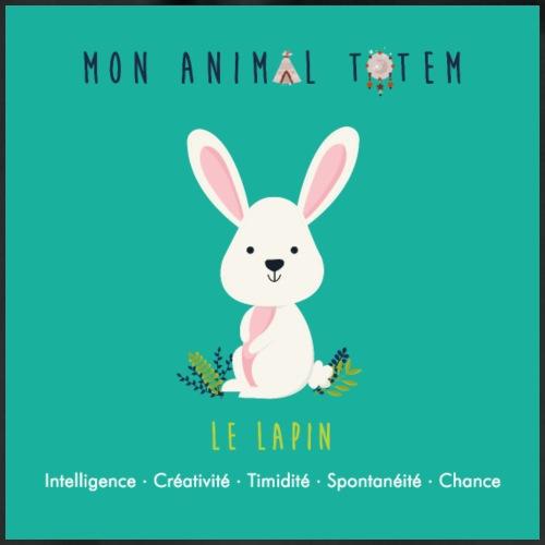 LE LAPIN / ANIMAL TOTEM - Sac de sport léger