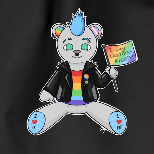 LGBT Bear Love