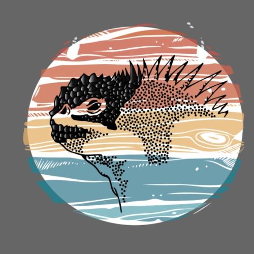 iguana - Mochila saco