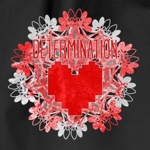 DETERMINATION - Drawstring Bag
