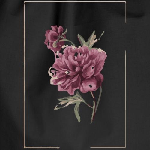 Flower - Turnbeutel