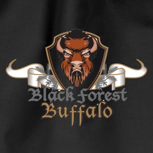 Black Forest Buffalo - Turnbeutel