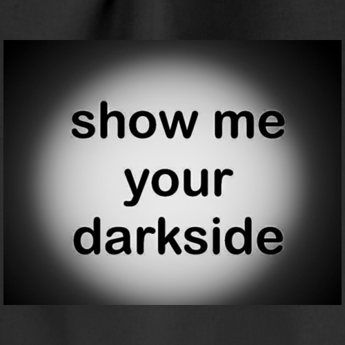 darkside. IMG 6968 - Drawstring Bag