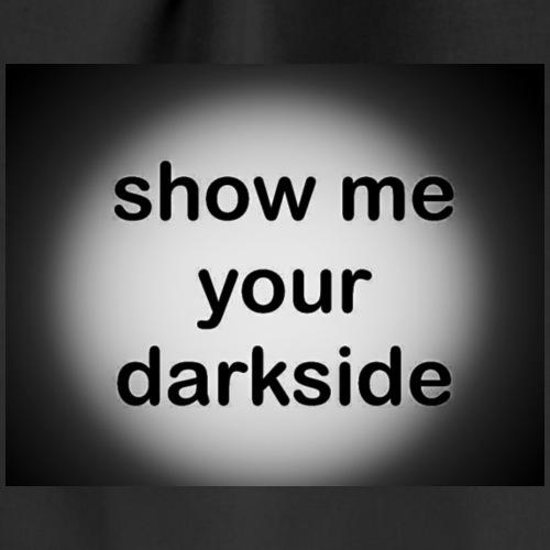 darkside. IMG 6968 - Turnbeutel