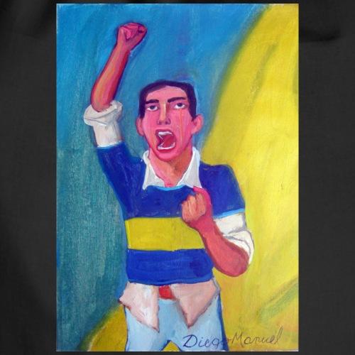 fanático del fútbol - Mochila saco