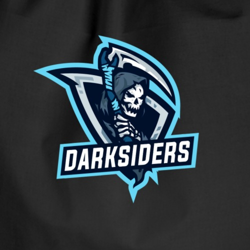 logo darksiders normal - Mochila saco