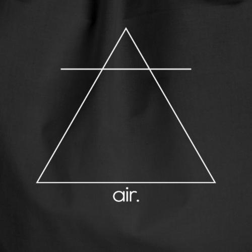 air. (white) - Turnbeutel