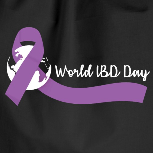 Ruban monde World IBD Day - Sac de sport léger