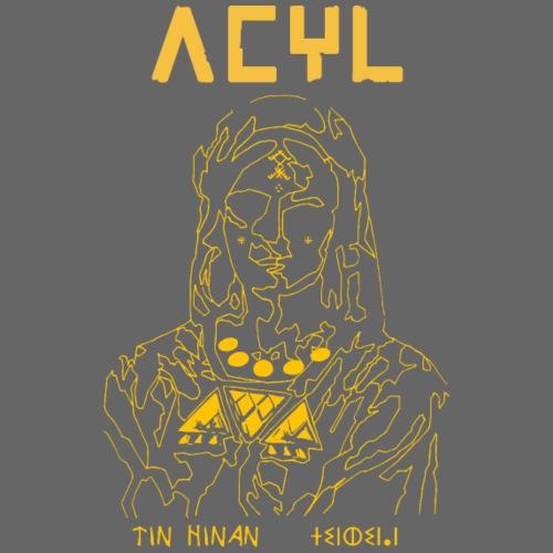 Tin Hinan Yellow - Sac de sport léger