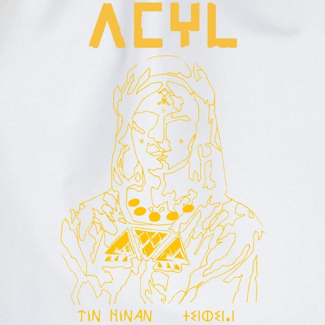 Tin Hinan Yellow