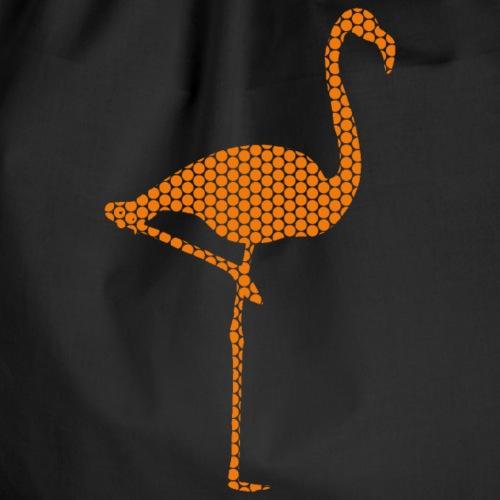 Flamingo Orange - Turnbeutel