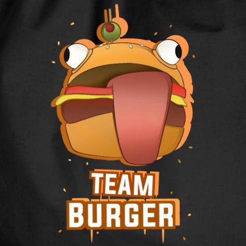 Team burguer - Mochila saco