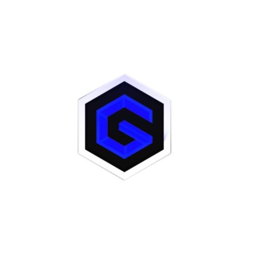 Glory Gaming (blau) - Turnbeutel