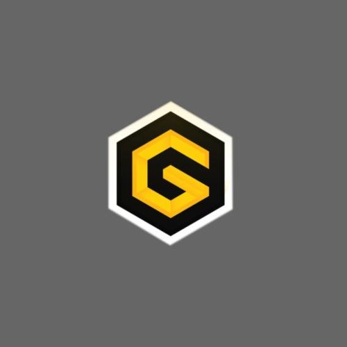 Glory Gaming (gelb) - Turnbeutel