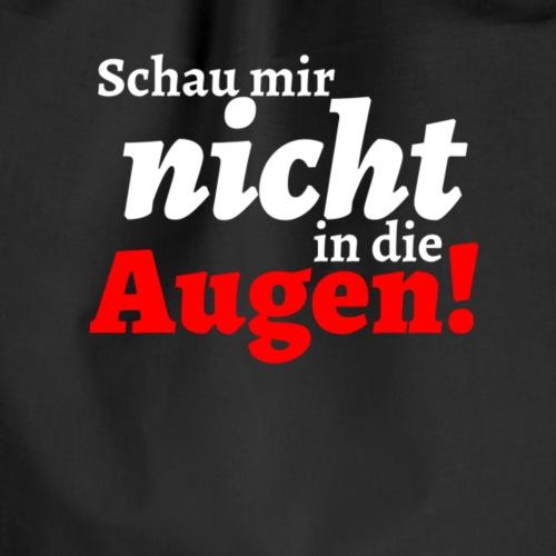 AUgenschAU - Turnbeutel