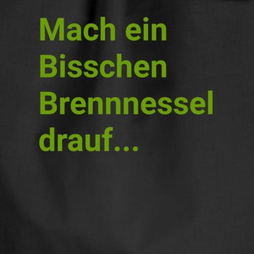 Brennnessel - Turnbeutel