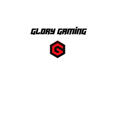 Glory Gaming (Logo und Text) - Turnbeutel