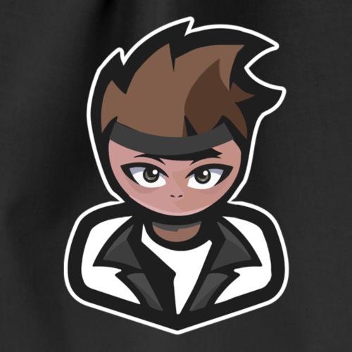 Logo mascotte - Sac de sport léger