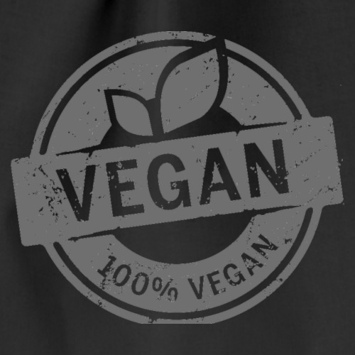 vegan 100% - Mochila saco