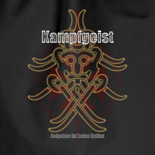 Kampfgeist - Turnbeutel
