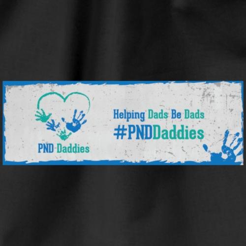 PNDDaddies Banner Web - Drawstring Bag