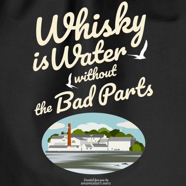 Whisky T Shirt Design Whisky Is Water