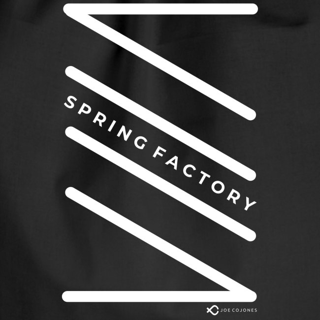 SPRING FACTORY WHITE