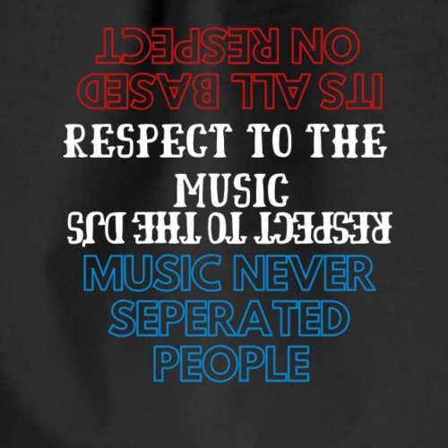 Music Never Seperated People - Gymtas