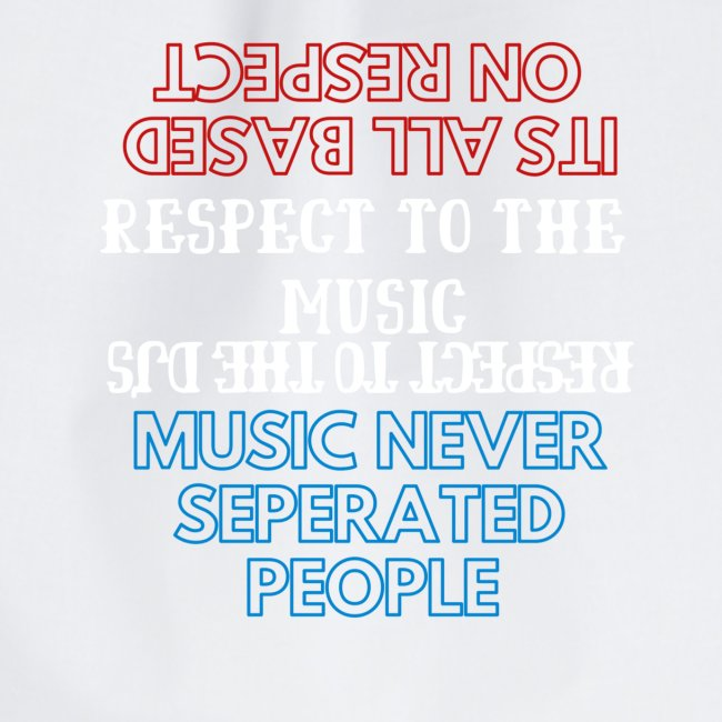 Music Never Seperated People