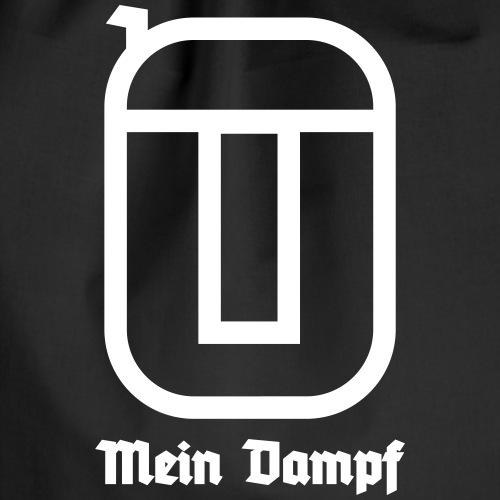 LEIWEAR/L – My mighty Vaporizer - Mein Dampf - Turnbeutel