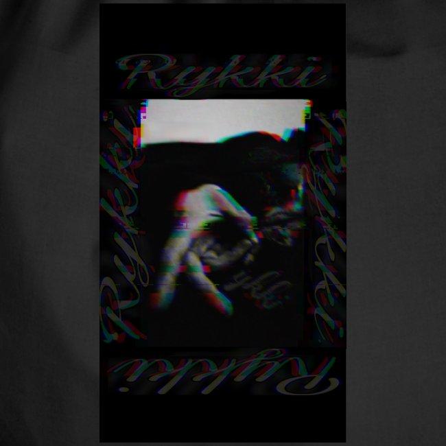 Rykki Grinch Logo Handsign R