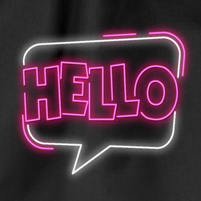 Hello Neon