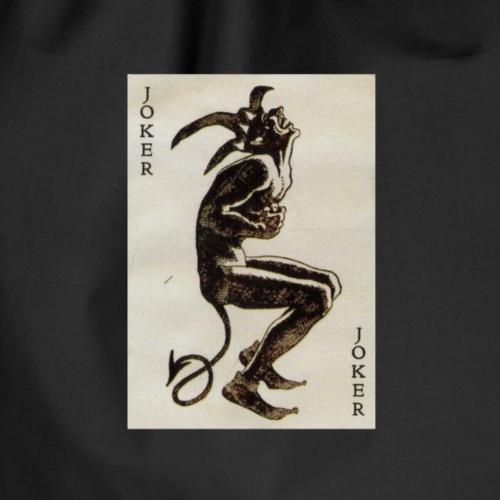 Carte Joker - Sac de sport léger