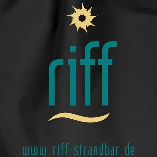 riff-Strandbar Design: Summer Moments - Turnbeutel