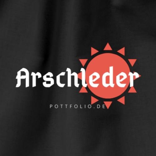 Arschleder - Turnbeutel