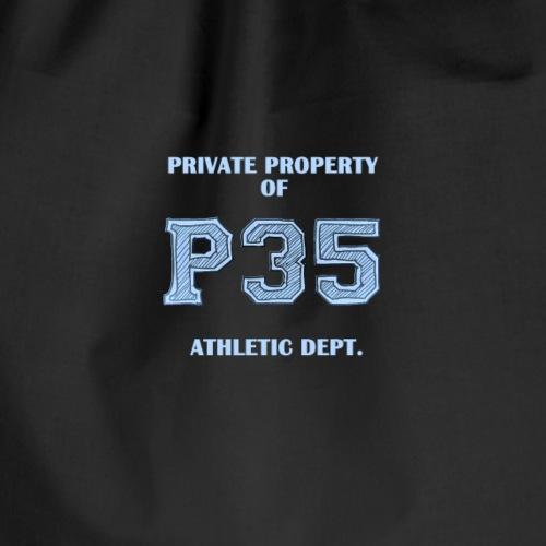 P35PROPERTYOF2 - Turnbeutel