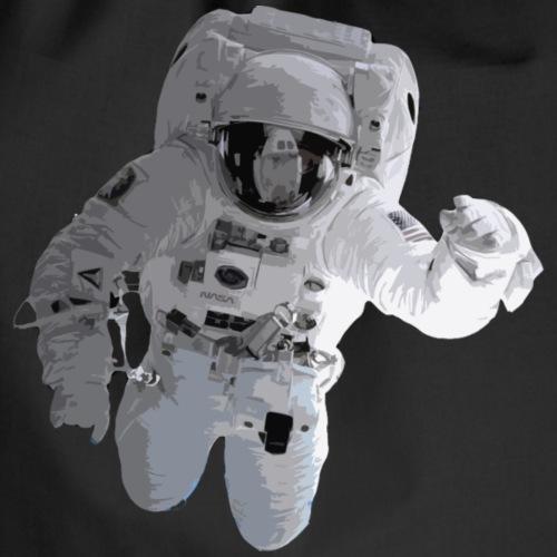 Astronaut No. 2 - Drawstring Bag