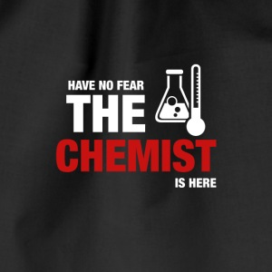 Har No Fear The Chemist Is Here - Gymbag