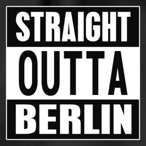 Straight outta Berlin - Drawstring Bag