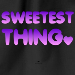 Sweetest Thing - Drawstring Bag