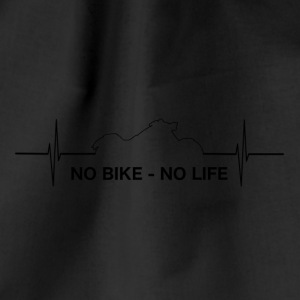 No_Chopper_No_LIFE - Gymbag