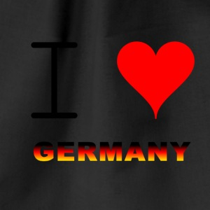 I LOVE GERMANY COLLECTION - Gymbag