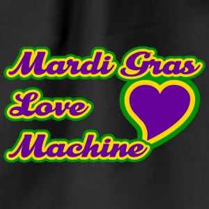Mardi Gras Love Machine - Gymbag