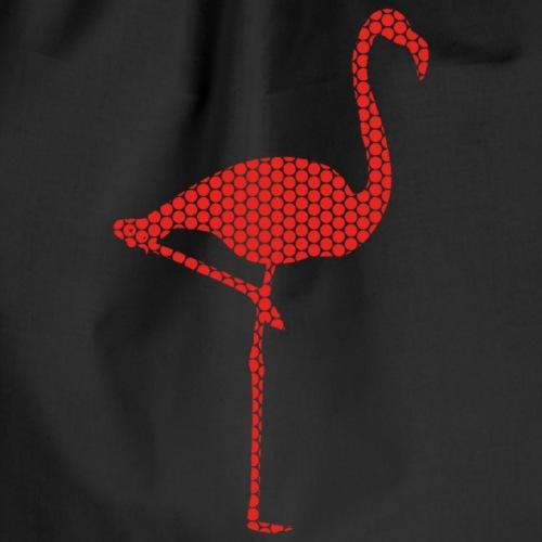 Flamingo Rot - Turnbeutel