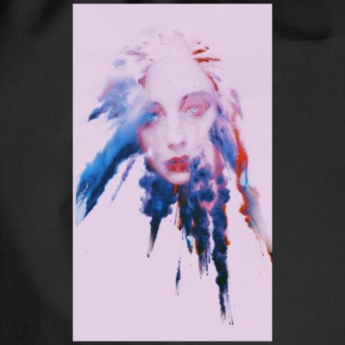 Color girl - Turnbeutel