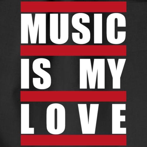 music is my love - Turnbeutel