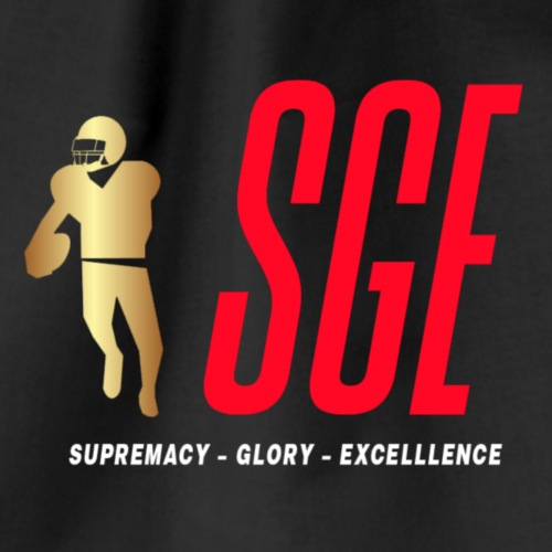 Supremacy Glory Excellence (Logo) - Turnbeutel