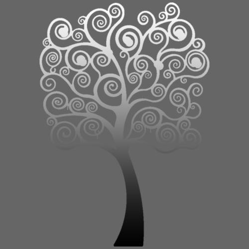 albero della vita grey - Sacca sportiva