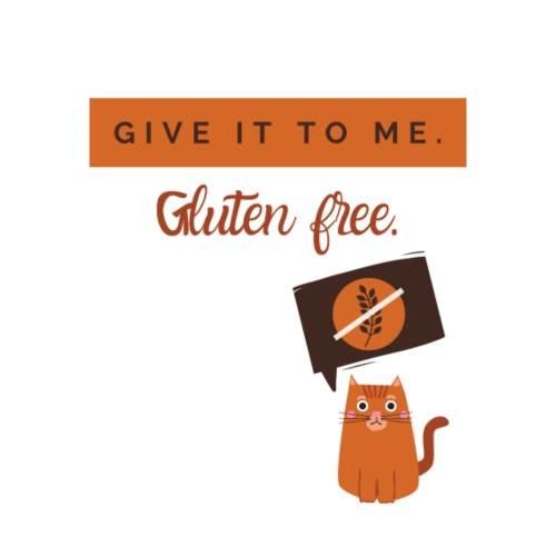 Give it to me Gluten free - Turnbeutel