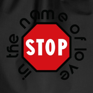 stop_in_the_name_of_love - Sportstaske